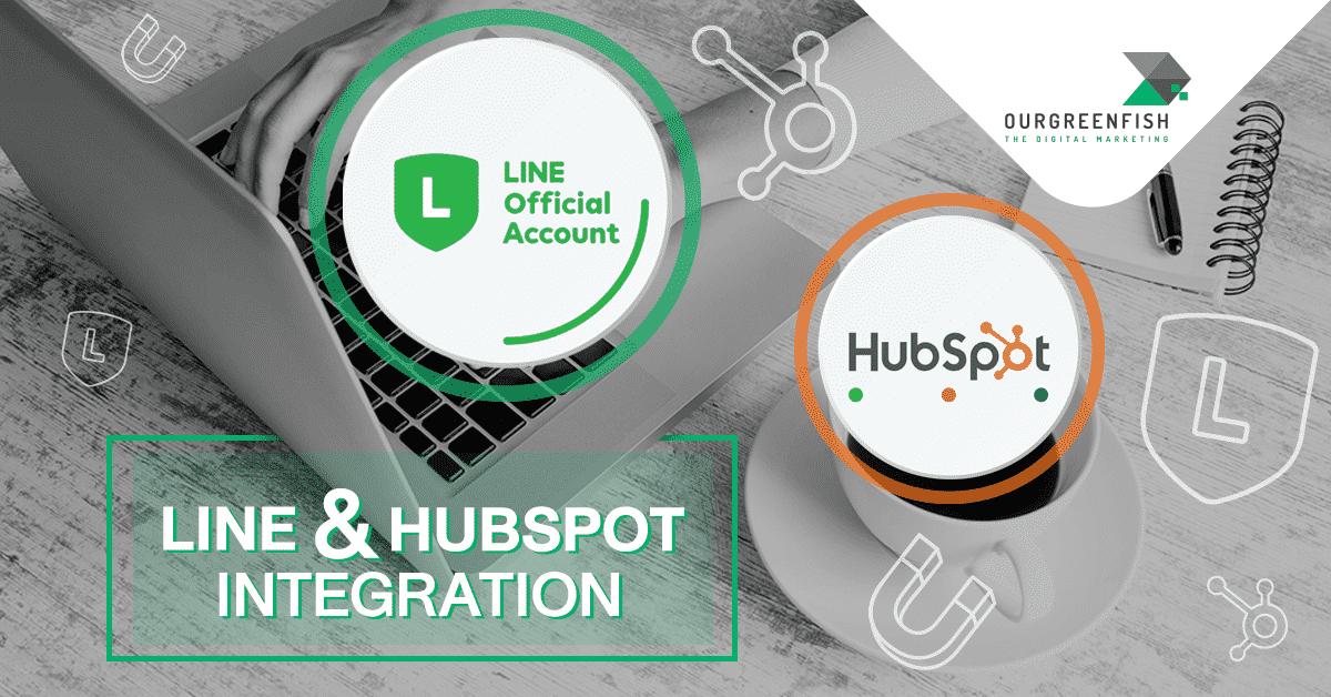 Line & HubSpot Integration